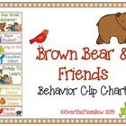 Brown Bear, Brown Bear Behavior Clip Chart