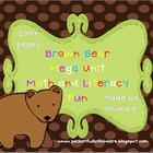 Brown Bear Mega Unit: Math and Literacy Unit