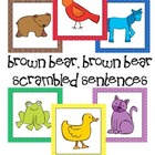 Brown Bear Silly Sentences