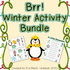 Brr! Winter Activity Bundle