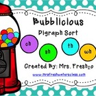 Bubblicious Digraph Sort Activity
