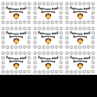 Buckaroo Behavior Punch Cards