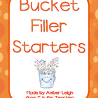 Bucket Filler Starters