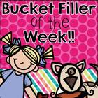 Bucket Filler of the Week Book