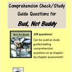 Bud Not Buddy Study Guide Questions