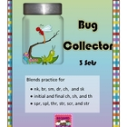 Bug Collector 3 Set Collection