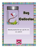 Bug Collector 3 Three Letter Blends