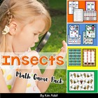 Bug Math Game Pack