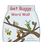 Bug Themed Word Wall