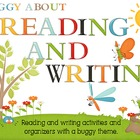 Buggy About Reading and Writing - 24 Reading and Writing Tasks