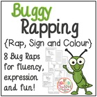 Buggy Rapping {8 Raps to Practice Fluency, Expression, and