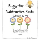 Buggy for Subtraction Facts - 10 Less