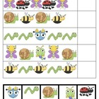 Bugs Math (Patterns and Counting)