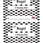 Bugs! Rhyming Emergent Reader