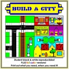 Build A City - Community & Transportation Activity