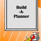 Build-A-Planner: Teacher Plan Book and Organizer