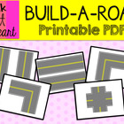 Build A Road - Print-Only PDF