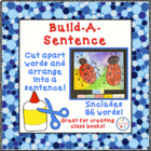 Build-A-Sentence with KinderLit