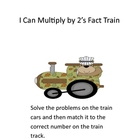 Build A Train By Two's