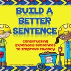 Build a Better Sentence to Improve Fluency