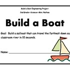 Build a Boat Engineering Project