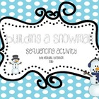 Build a Snowman - Sequence Cards