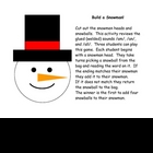 Build a Snowman