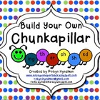 Build your own Chunkapillar! ~Teaching Spelling Patterns i