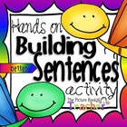 Building Better Sentences - Activity