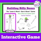 Building Billy Bones (A Collection of 13 Word Games)