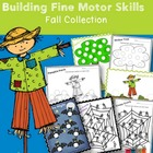 Building Fine Motor Skills Fall Collection
