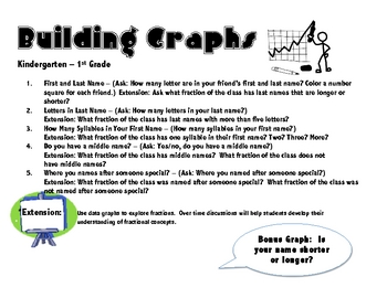 Building Graphs