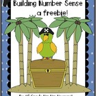 Building Number Sense...a freebie!