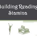 Building Reading Stamina Strategy PowerPoint