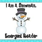 Building a Snowman Emergent Reader