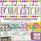 Building the Foundation Bundle {Phonemic Awareness Resourc