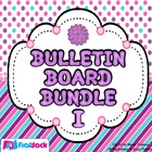 Bulletin Board Bundle I
