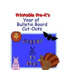 Bulletin Board Cut Outs