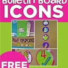 Bulletin Board Icons