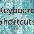 Bulletin Board Keyboarding Shortcuts for Computer Labs