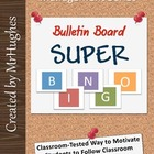 Bulletin Board Super BINGO