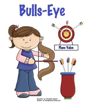 Bullseye Math Bundle