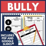 Bully by Patricia Polacco Guided Reading and Writing Unit
