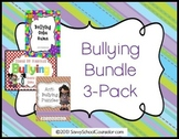 Bullying Bundle 3-Pack- Savvy School Counselor