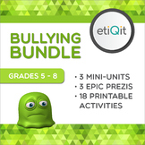 Bullying Bundle: Identifying, Coping & Prevention Strategies