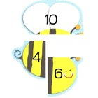 Bumble Bee Number Bonds