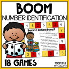 Bump! Number Recognition Game - 12 Month Bundle