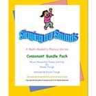 Bundle Pack-Phonics Songs--Consonants--CCS Aligned