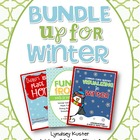 Bundle Up for Winter! {Bundled Winter Packets}