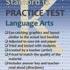 BUNDLE: Stanford 10 Practice Test Packets for K-2